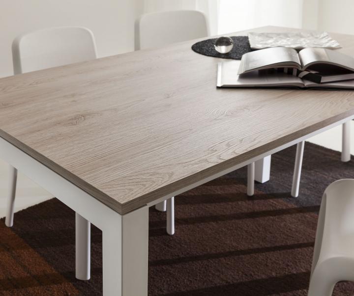 Tavolo allungabile PR-LUIGI moderno per cucina o soggiorno