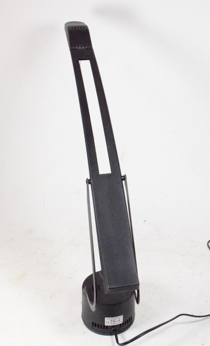 Lampada da tavolo stilplast italy design vintage 39 80 mantide plastic nero 008u ebay - Lampada da tavolo vintage ebay ...