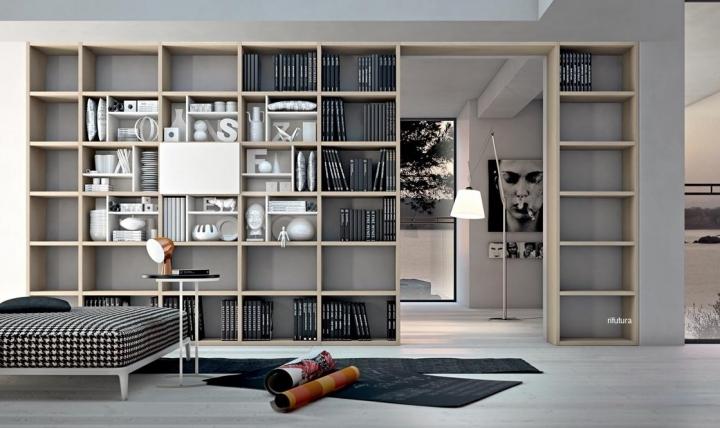 Libreria per ufficio offerte librerie componibili for Offerte librerie moderne