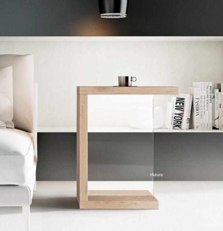 Tavolino da salotto piccolo ig gravity piccolo 50x40 cm for Salotto piccolo