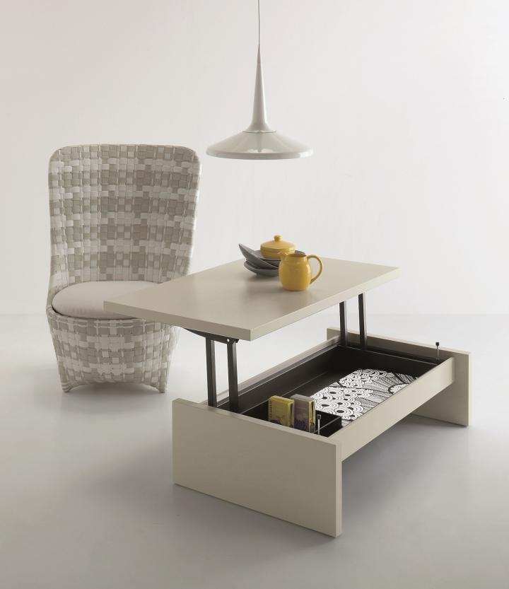Tavolino salotto piano alzabile sd yoyo postazione computer da divano - Tavolino da divano per pc ...