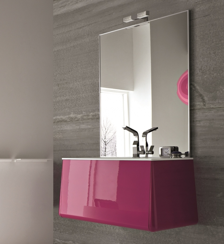Bagno Fucsia Pictures to pin on Pinterest