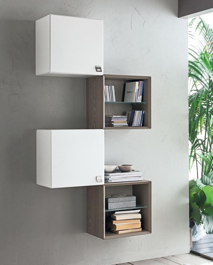 pensili cubi mobile ingresso soggiorno moderno pr lego 602 cubotti arredo casa ebay. Black Bedroom Furniture Sets. Home Design Ideas