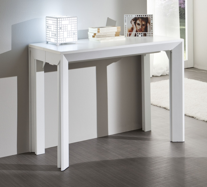 Consolle allungabile tavolo pr franco 46 307 tavolo per 12 - Tavolo 12 persone ...