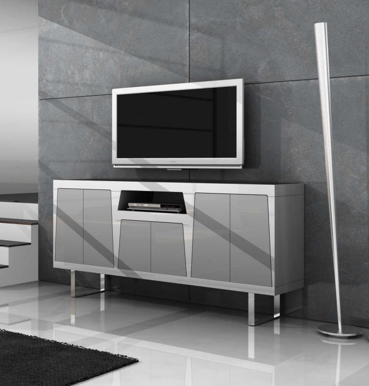 Madia credenza moderna porta tv LM-cod.15 L180 cm ...