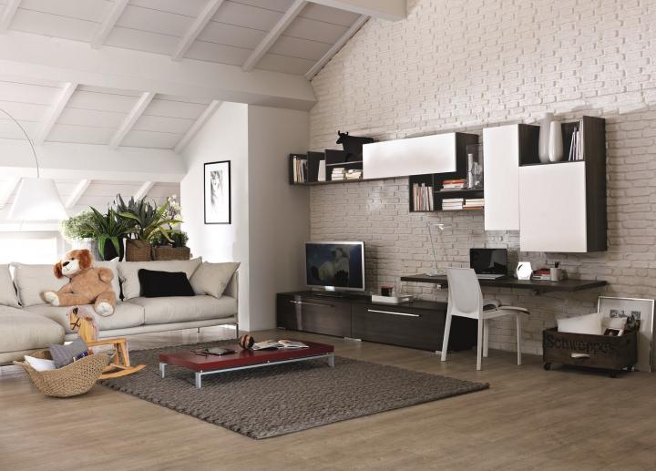 Postazione Computer In Salotto.Mobili Sala Moderni Offerte E Risparmia Su Ondausu