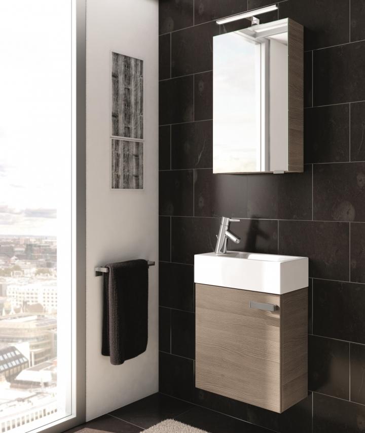 Mobile bagno pt flash mini dimensioni ridotte profondit for Piccoli mobili da bagno